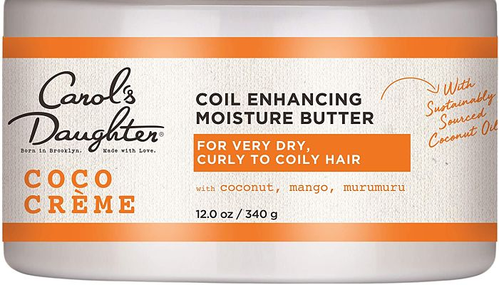 Carol's Daughter Coco Creme Paraben free Coil Enhancing Moisture Butter
