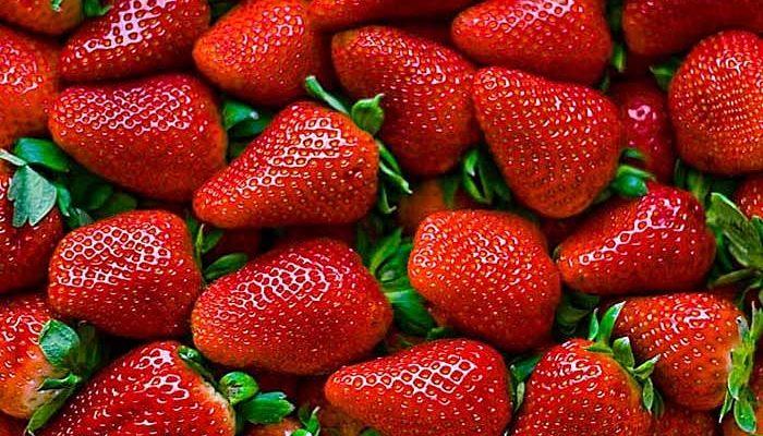 Beneficios de las fresas para el cabello