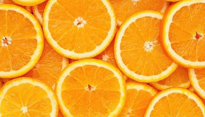 Beneficios de las naranjas para el cabello