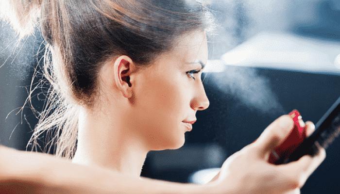 Beneficios de usar laca para el cabello